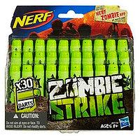 Игрушка Hasbro NERF (НЁРФ) Зомби Страйк 30 стрел, фото 1