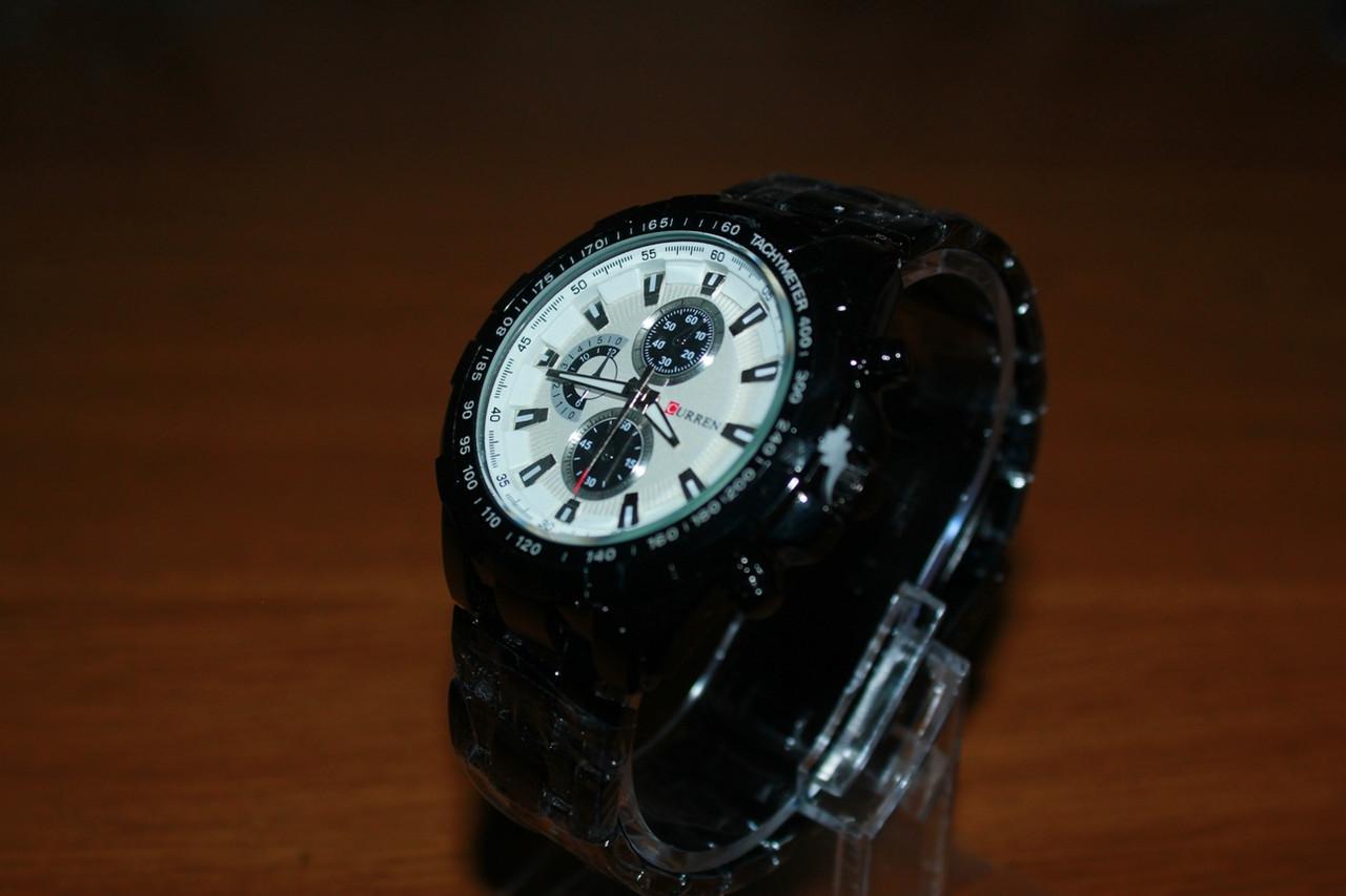 Часы Curren 8023 металлический браслет