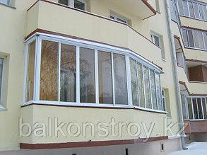 Утепление балконов профессионально, в Алматы