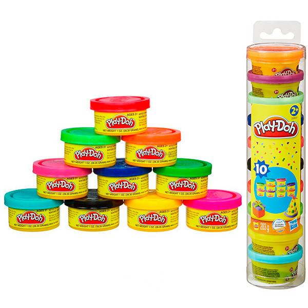 Игрушка Hasbro Play-Doh (Плей-До) Набор Для Праздника в тубусе