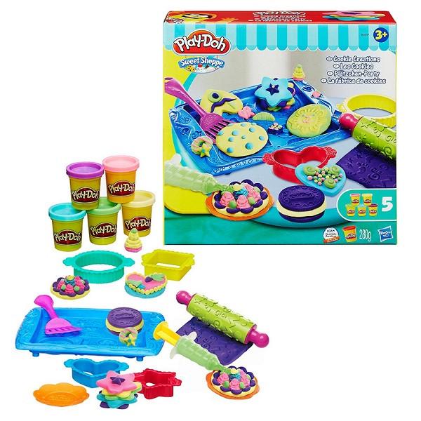 """Игрушка Hasbro Play-Doh (Плей-До) Игровой набор """"Магазинчик печенья"""""""