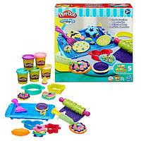"""Игрушка Hasbro Play-Doh (Плей-До) Игровой набор """"Магазинчик печенья"""", фото 1"""
