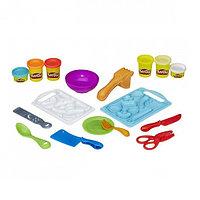 """Игрушка Hasbro Play-Doh (Плей-До) Игровой набор """"Приготовь и нарежь на дольки"""""""