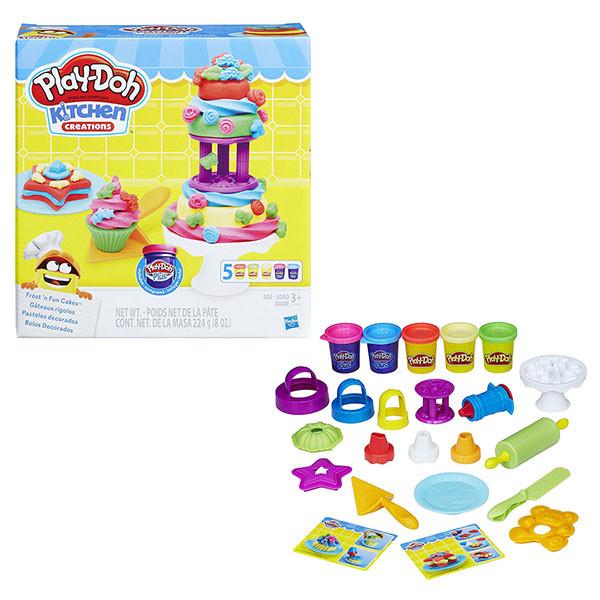 Игрушка Hasbro Play-Doh (Плей-До) Игровой набор ИГРОВОЙ НАБОР ДЛЯ ВЫПЕЧКИ