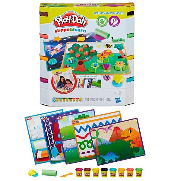 """Игрушка Hasbro Play-Doh (Плей-До) Игровой набор """"Познаем Мир"""""""