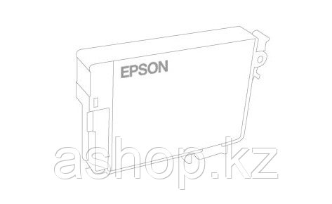 Картридж Epson C13T606300 (№T6063), Объем: 220 мл, Цвет: Пурпурный, Совместимость: Stylus Pro 4800, 4880
