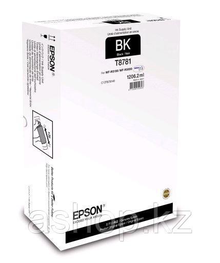 Картридж Epson C13T878140 (№T8781XXL), Объем: 1206,2 мл, Копий ( ISO 19752): 75000, Цвет: Чёрный, Совместимост