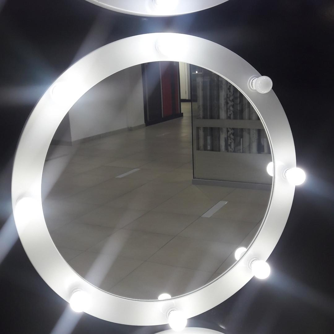 Гримерные зеркала 80см