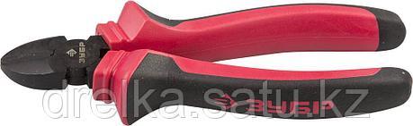 Бокорезы ЗУБР, маслобензостойкая рукоятка, покрытие оксидированное с полировкой, 160мм, фото 2