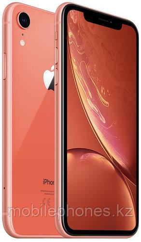 Смартфон iPhone XR 128Gb Коралловый 1SIM