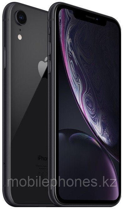 Смартфон iPhone XR 256Gb Черный 1SIM