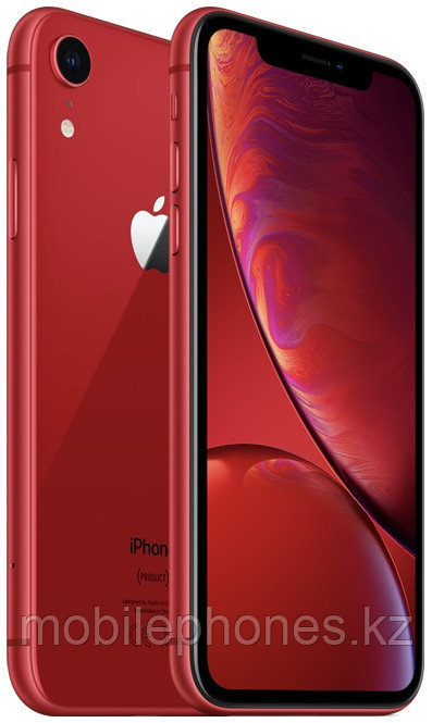 Смартфон iPhone XR 256Gb Красный 1SIM