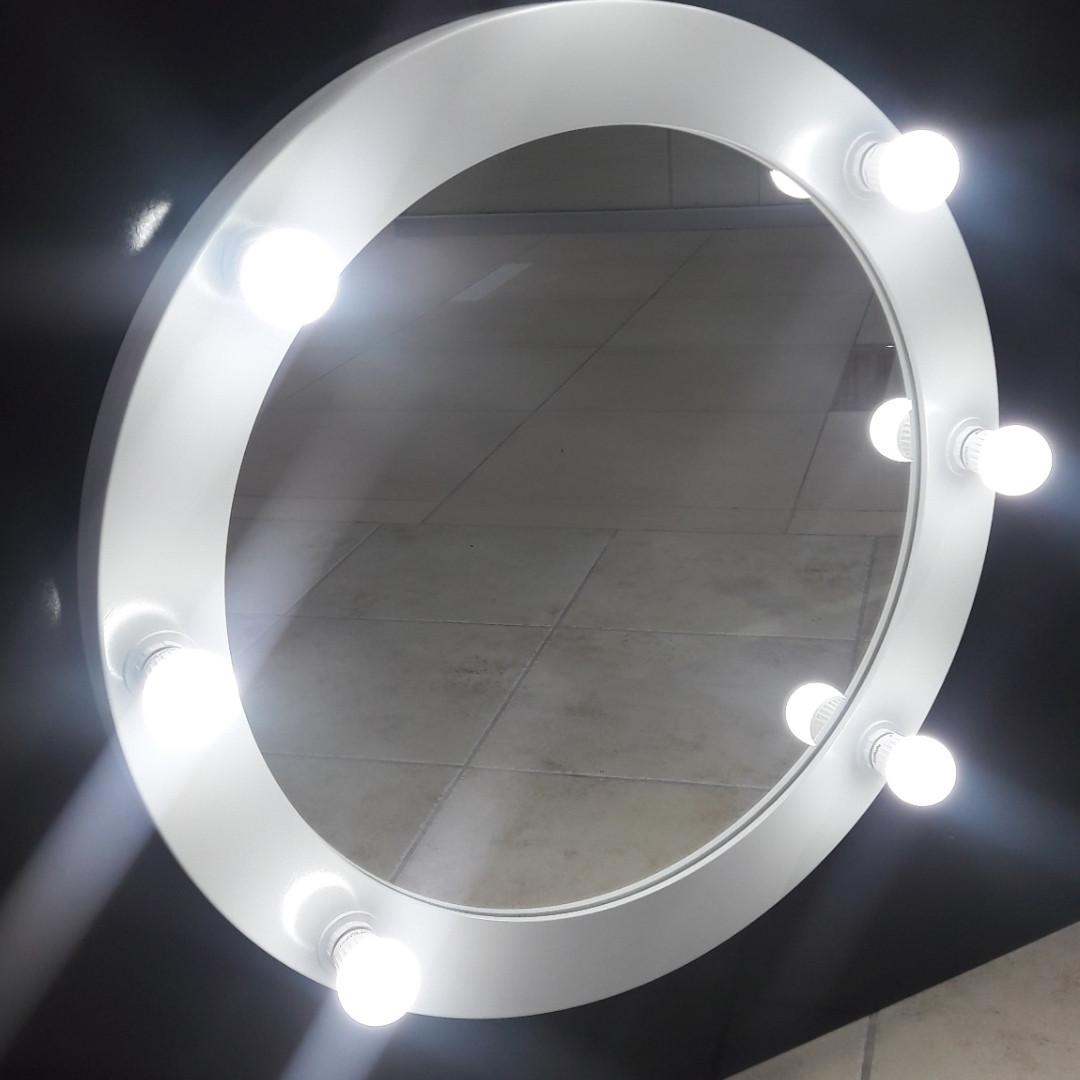 Гримерные зеркала 65.5см