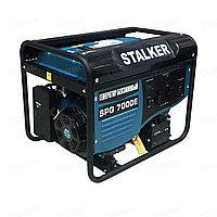 Бензиновый генератор STALKER SPG 7000E (N)
