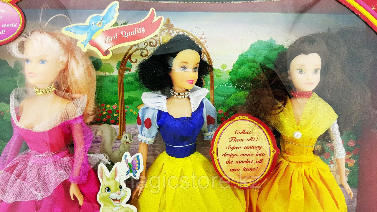 Кукла Disney The Dream Princess (набор из 3-ёх кукол) - фото 2