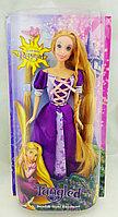 Кукла Rapunzel Tangled (фиолетовое платье)