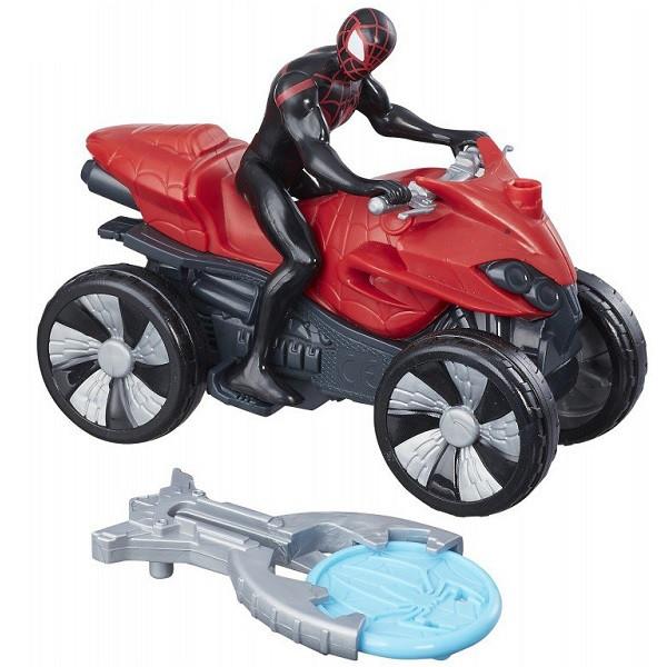 Игрушка Hasbro Человек-Паук (Spiderman) фигурки ЧЕЛОВЕК-ПАУК и стартер