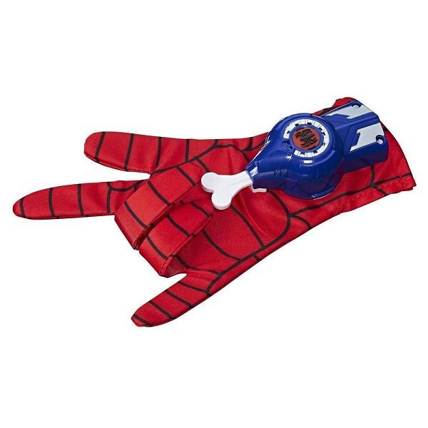 Игрушка Hasbro Человек-Паук (Spiderman) перчатка ЧЕЛОВЕК-ПАУК, звук