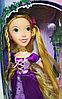 Кукла Rapunzel Tangled (фиолетовое платье) большая