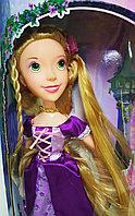 Кукла Rapunzel Tangled (фиолетовое платье) большая, фото 1