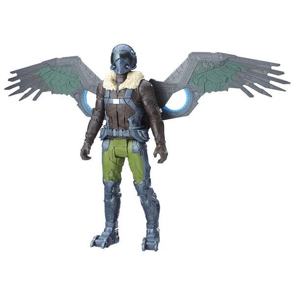 Игрушка Hasbro Человек-Паук (Spiderman) Фигурка Титаны Человек-паук электронный злодей