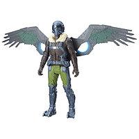 Игрушка Hasbro Человек-Паук (Spiderman) Фигурка Титаны Человек-паук электронный злодей, фото 1