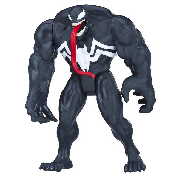 Игрушка Hasbro Человек-Паук (Spiderman) фигурка ВЕНОМ с аксесс.