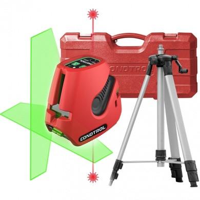Лазерный уровень/нивелир Condtrol NEO G220 set