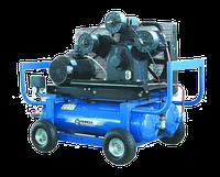 Передвижной бензиновый компрессор СБ4/С-90.W95/6 SPE390R