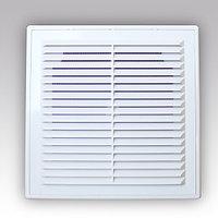 Вентиляционная решетка в рамке (с сеткой) 150х150