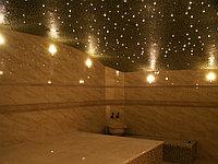 «Звездное небо» в турецких хамамах.