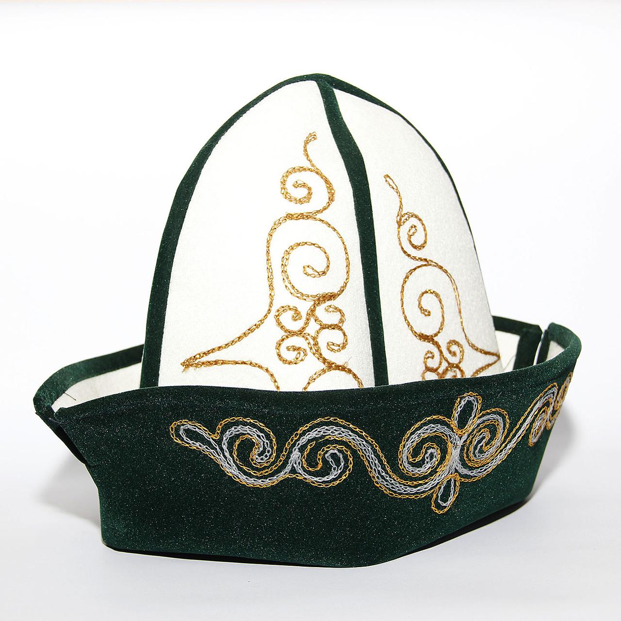 Казахская национальная шапка