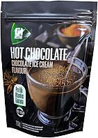 Горячий шоколад со вкусом шоколадного пломбира