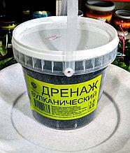 Дренаж вулканический (1,0-5,0) «Черный кристалл» 1,5 кг.