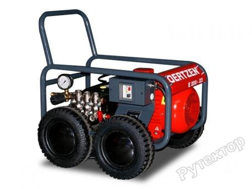 Моечный аппарат высокого давления с электрическим двигателем - OERTZEN 200-23E
