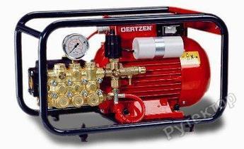 Моечный аппарат высокого давления с электрическим двигателем - OERTZEN 312 PROFI