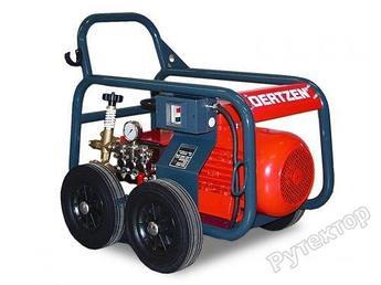 Моечный аппарат высокого давления с электрическим двигателем OERTZEN 334E