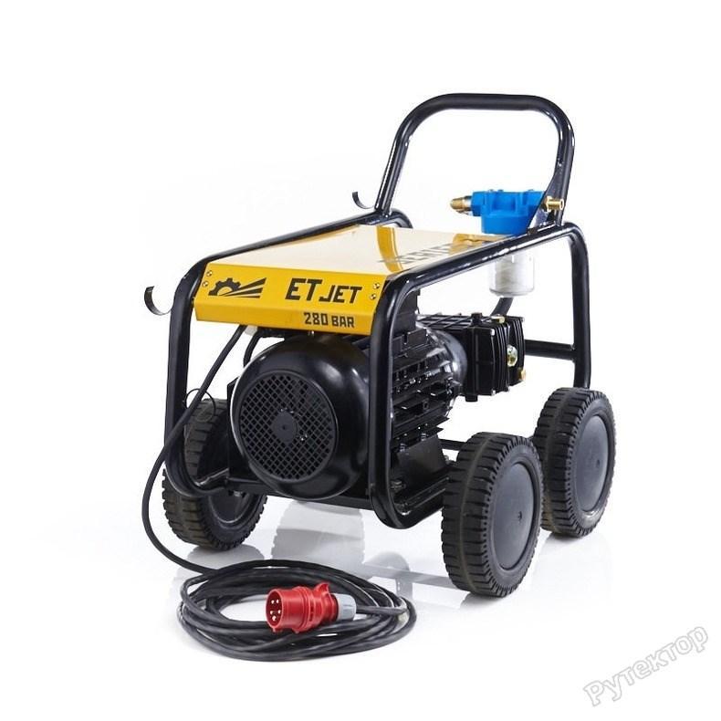 Промышленный моечный аппарат высокого давления ET JET 280/21