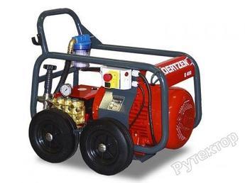 Моечный аппарат высокого давления с электрическим двигателем - 400E