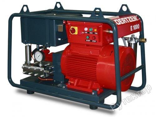 Моечный аппарат высокого давления с электрическим двигателем - OERTZEN 1000E