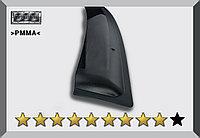 Ветровики (дефлекторы окон) Lexus LX470 1998-2007 с креплением OEM