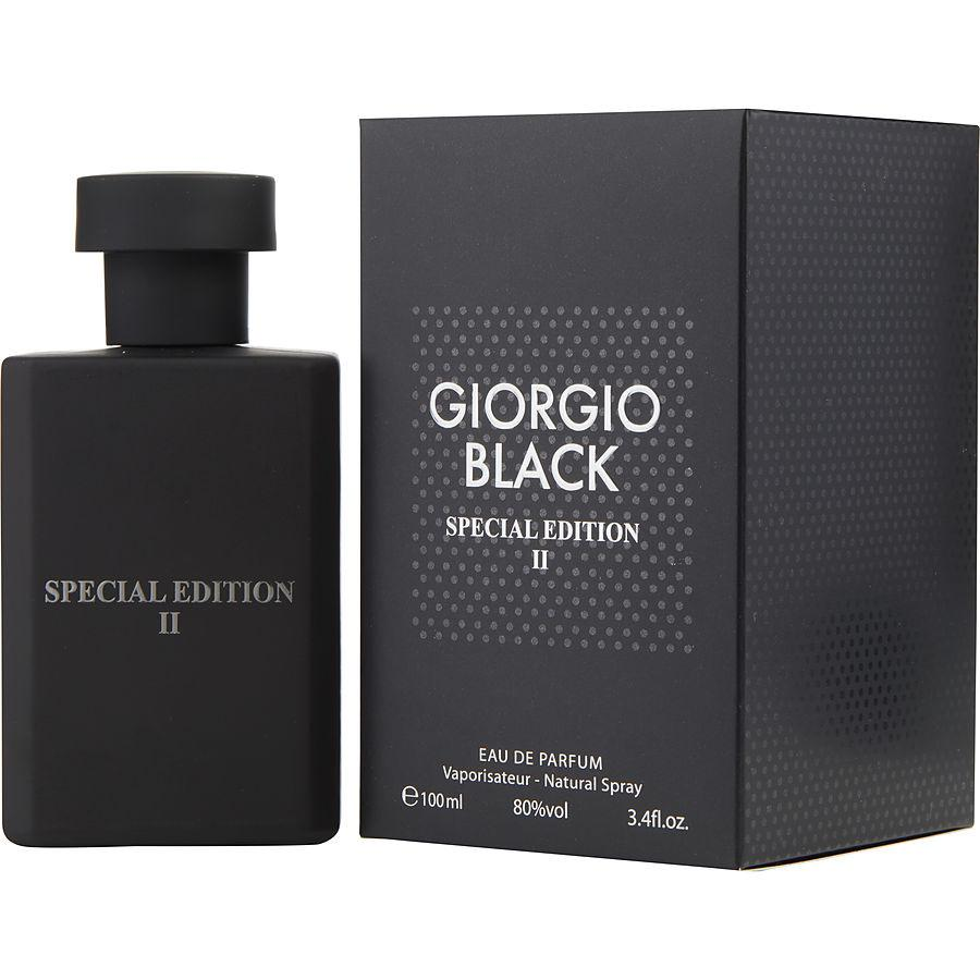 Giorgio Black Special Edition II edp 100ml