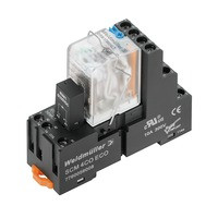 Релейный модуль DRMKIT 220VDC 4CO LD/PB
