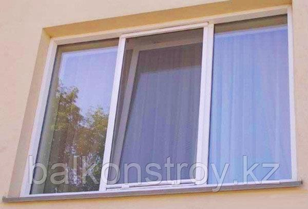 Окна, двери, балконы пластиковые