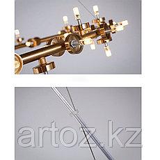 Подвесной светильник Mimosa circle chandelier, фото 2