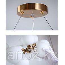 Подвесной светильник Mimosa circle chandelier, фото 3