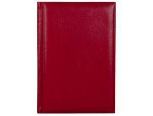Датированный ежедневник красный