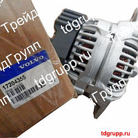 VOE17204355 Генератор (Alternator) Volvo EC460