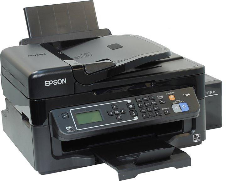 Ремонт принтера Epson l566