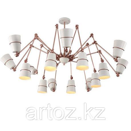 Подвесной светильник Spider 15 (rose-gold), фото 2